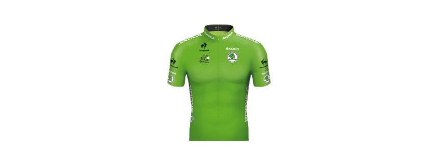 Den Grønne Pointtrøje